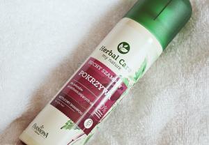 Herbal Care, Trockenshampoo für fettige Haare