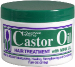 Haaröl Castor Oil Hollywood