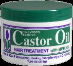 Haaröl Castor Oil Hollywood